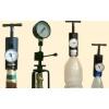 Афрометры для определения давления газа в бутылках и алюминиевых баночках.