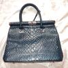 Шикарная классическая итальянская кожаная сумка.  Новая!