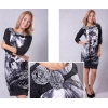 теплое платье коллекции осень-зима2011/2012